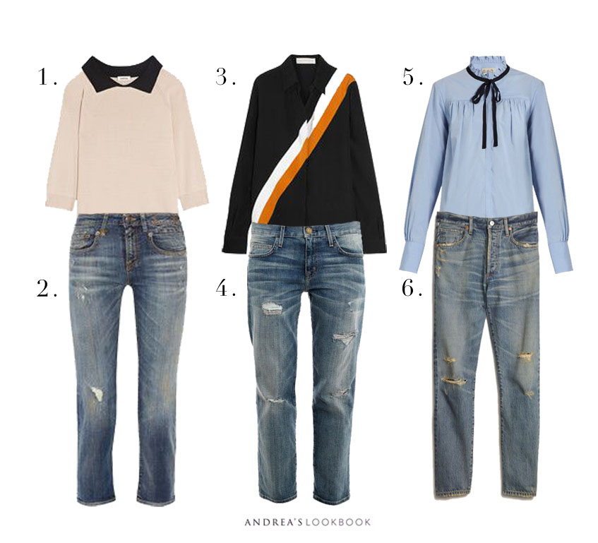 3-tops-3-jeans-numbered
